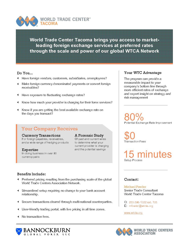 WTCTA Foreign Exchange