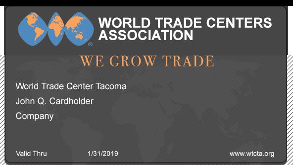 world trade center tacoma membership