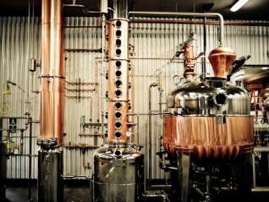 Award-Winning Premium Vodka, Gin and Whiskey Producer